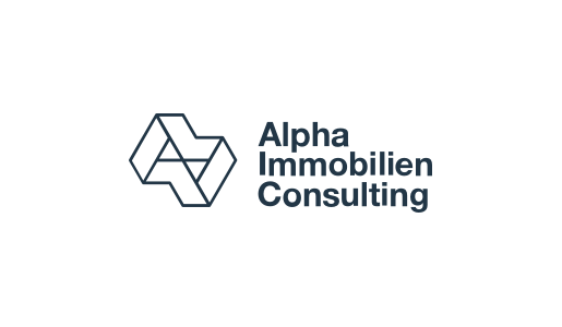 Corporate Design für Alpha Immobilien Consulting