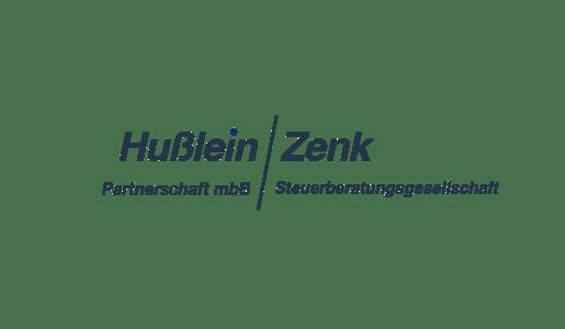 Branding für die Steuerberkanzlei Hußlein und Zenk