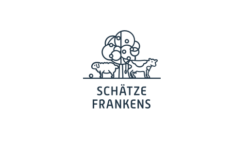 Markenentwicklung und Webseite für Schätze Frankens - ein Projekt der Lias-Grube