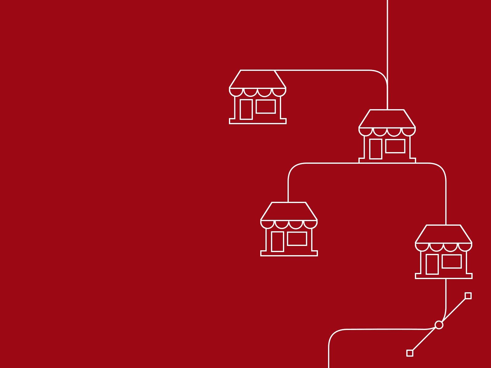 Responsive Webseite für Filialisten mit cleveren Funktionen