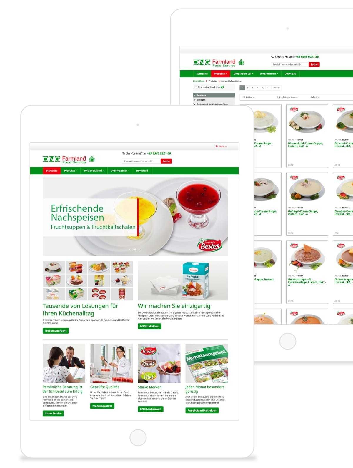 Als Shop-System wurde Oxid E-Commerce eingesetzt. Konzept und Umsetzung, Zellenkur Bamberg